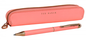 Ted Baker Coral Touchscreen Pen & Pouch