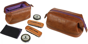 Ted Baker Brogue Shoe Shine Kit