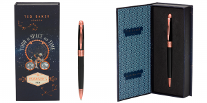 Ted Baker Classic Men's Black Pen