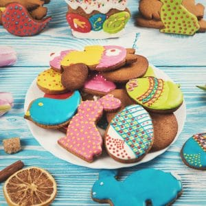 easter gingerbread recipe
