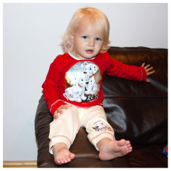 101 Dalmatians Pyjamas 12 Months to 4 Years