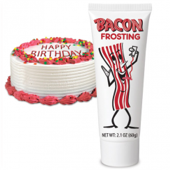 Bacon Flavoured Decorating Cake Frosting
