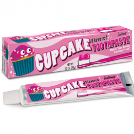 Cupcake Frosting Flavoured Toothpaste