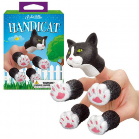 Handicat, The Cat Hand Puppet