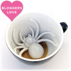 Handmade Spider Creature Cup