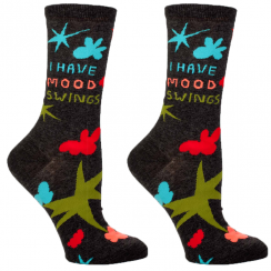I Have Mood Swings Socks