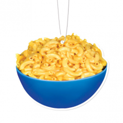 Macaroni & Cheese Air Freshener