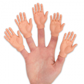 One Finger Hand Puppet
