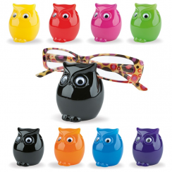 Owl Glasses Holder, Assorted Colours