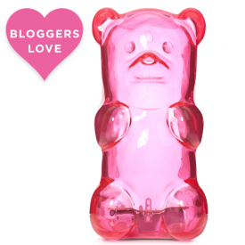 Pink Gummy Bear Lamp