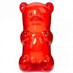Red Gummy Bear Lamp