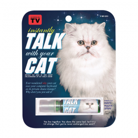 Talk To Your Cat Breath Spray