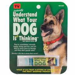 Understand What Your Dog is Thinking Breath Spray