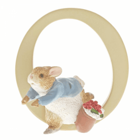 Alphabet Letter O Peter Rabbit Figurine