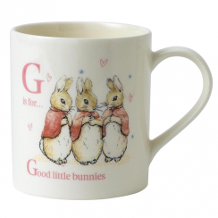 G is for Good Little Bunnies Mug