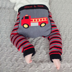 Fire Engine Children's Leggings