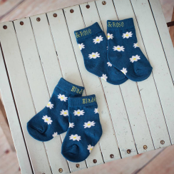 Flower Daisy Children's Socks