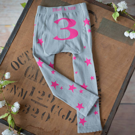 Girls No 3 Children's Leggings