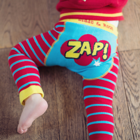Zap Baby Pop Art Leggings