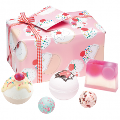 Cherry Bathe-well Gift Pack