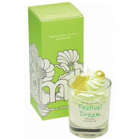 Festival Dream, Piped Candle