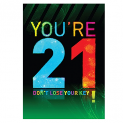 21 Lose your Key Card