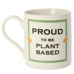 Proud To Be Plant-Based Mug