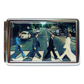 Beatles Abbey Road Compact Mirror
