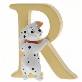 Alphabet Letter R Rolly Figurine