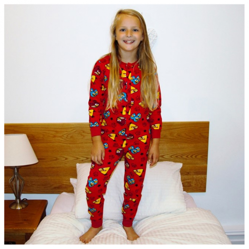 Angry Birds Fantastic Onesie 3 to 10 Years