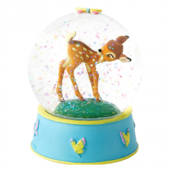Curious and Playful Bambi Water Ball