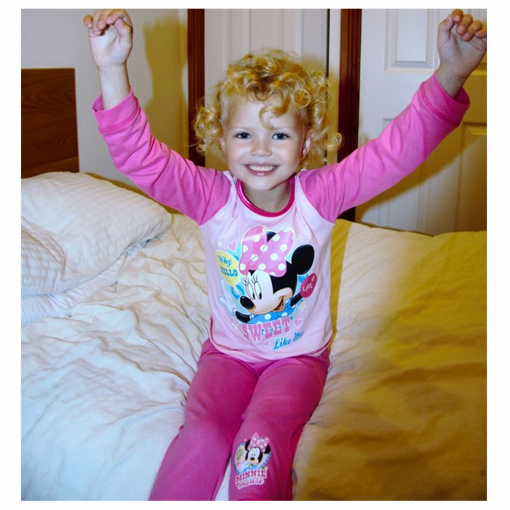 Minnie Mouse Pink Pyjamas 12 Months to 4 Years