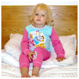Disney Princess Pyjamas 18 Months to 5 Years