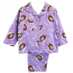 Sofia the 1st Flannelette Pyjamas 12 Months to 4 Years