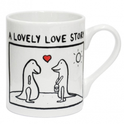 Lovely Love Story Mug