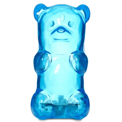 Blue Gummy Bear Lamp