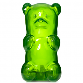 Green Gummy Bear Lamp