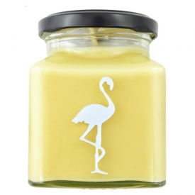 Bubblegum, Candy Shop Flamingo Candle