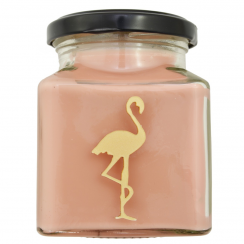 Mediterranean Fig Flamingo Candle