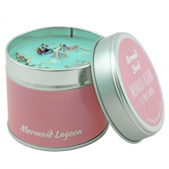 Mermaid Shack, Mermaid Lagoon Pieces Candle
