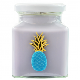 Pineapple & Coconut Kitsch Candle