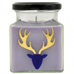 Sherry Trifle Stag Candle