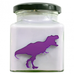 T-Rex Buttered Rum Limited Edition Candle