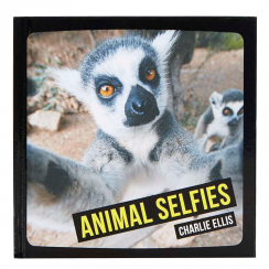 Animal Selfies Book by Charlie Ellis