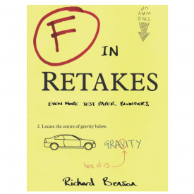 F in Retakes Book: Even More Test Paper Blunders