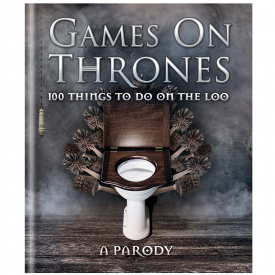 Games on Thrones, 100 Things to Do on the Loo Book