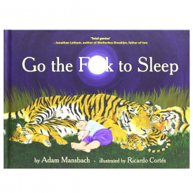 Go The F*ck To Sleep Book