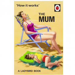 How it Works, the Mum Ladybird Book for Grown Ups
