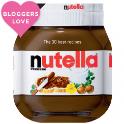 Nutella the 30 Best Recipie Book