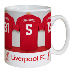 Liverpool Dressing Room Mug